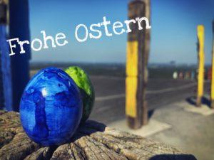 Frohe Ostern wünschen die DAV Biker Duisburg